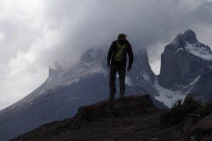 randonneur montagne