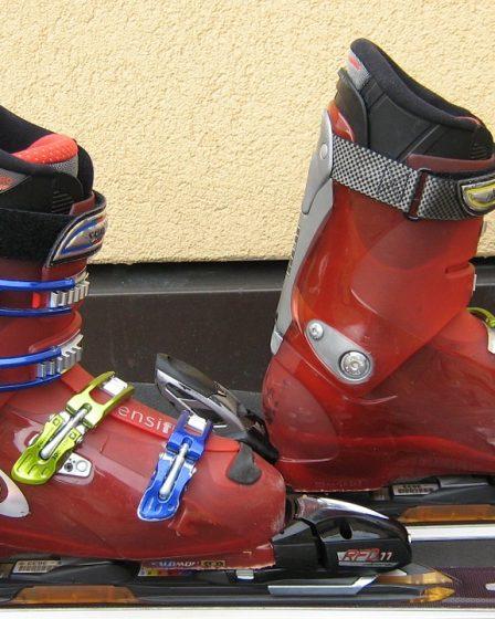 chaussures ski