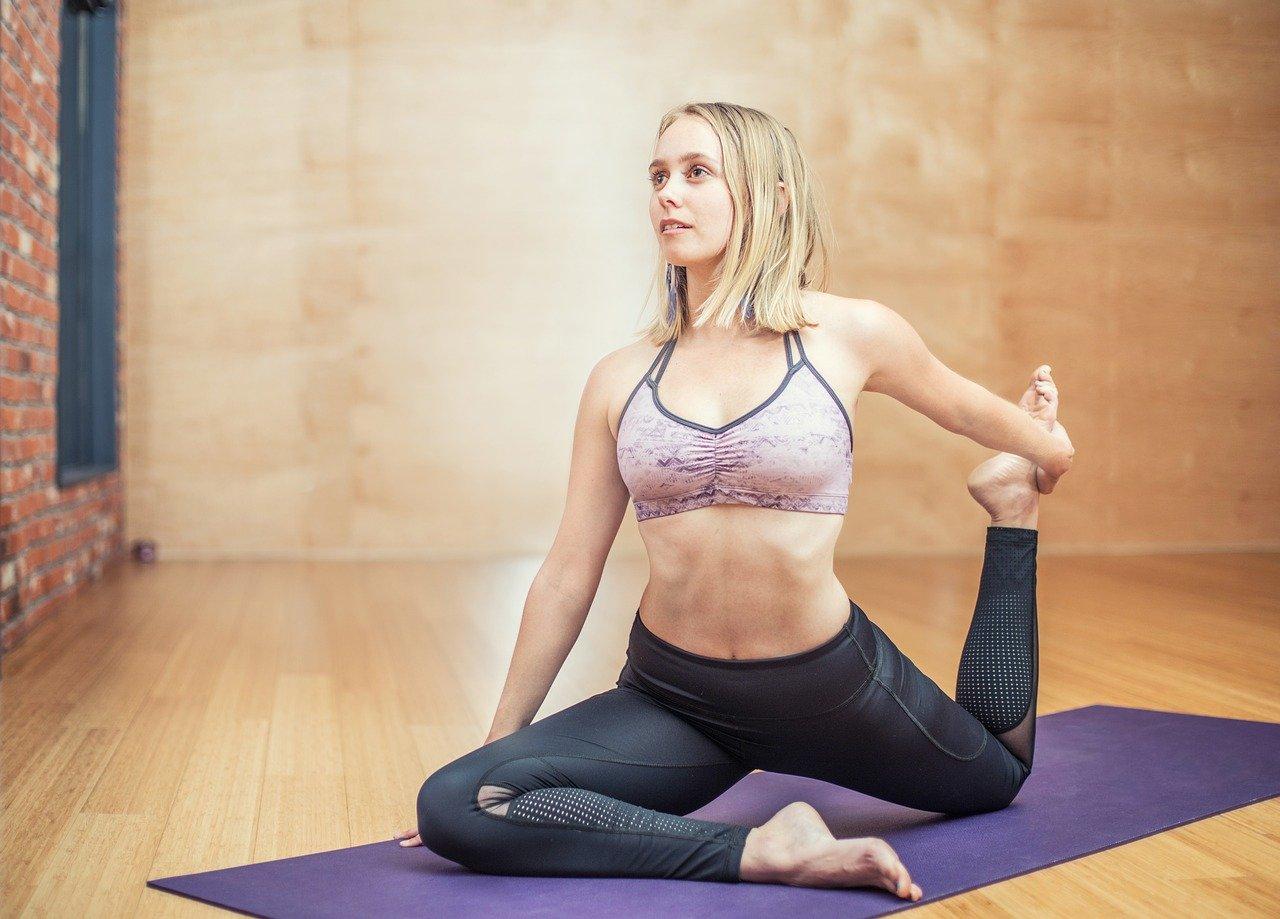yoga tapis
